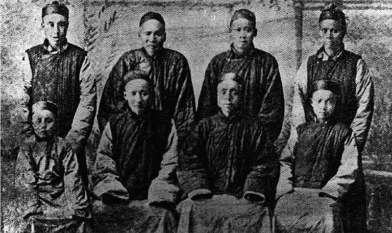 Eight Chinese Jews from Kaifeng