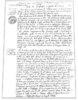 Letter about the Kaifeng Jews