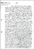Letters on the Kaifeng Jews